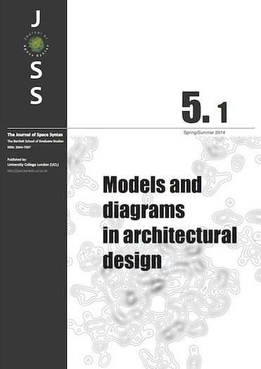 vol 5 no 1 2014 models and diagrams in architectural